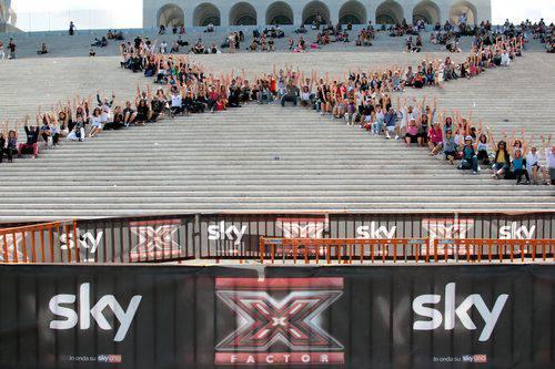 1CastingX Factor5 X Factor 6, via ai casting per la nuova edizione del reality