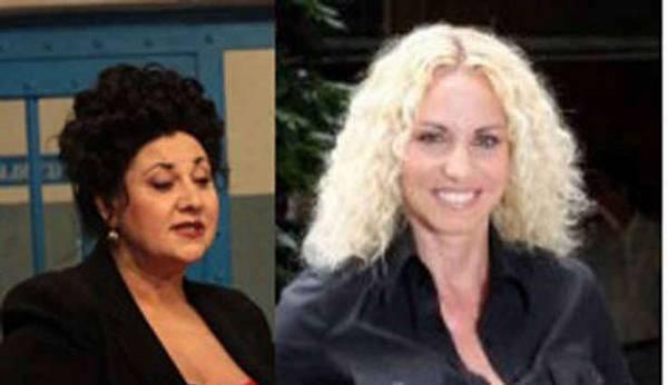 20120302 laurito contro clerici 600x346 Marisa Laurito: Clerici raccomandata mi ha rubato La prova del cuoco