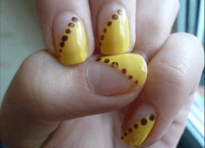 nail art facilissima fai da te