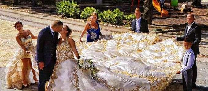 Matrimonio In Napoletano : Altro che belen a napoli si è tenuto un vero e proprio