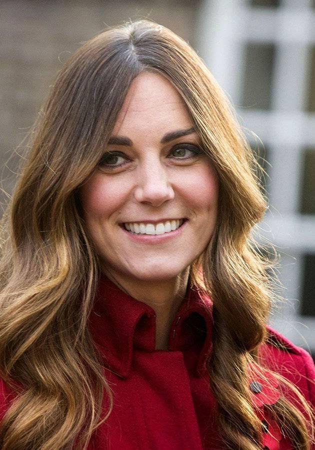 Kate Middleton Un Capello Bianco Sologossip It