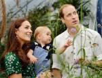 famiglia kate george william