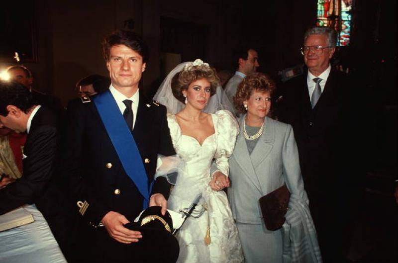 Matrimonio Di Romano Mussolini : Alessandra mussolini mauro sologossip