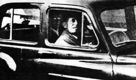 fantasma in auto