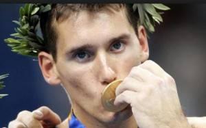 Igor Cassina campione olimpico 2004
