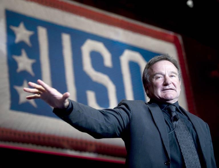 Robin Williams suicidio