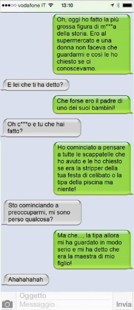 sms figura di m
