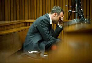 Oscar Pistorius colpevole