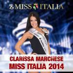 miss italia 2014 clarissa marchese