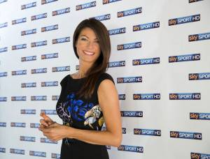 Ilaria D'Amico intervista Buffon