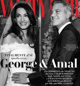 matrimonio clooney amal 1