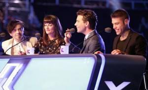 X Factor 8 giuria