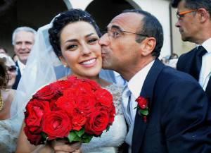 carlo-conti-e-francesca-vaccaro-si-sono-sposati
