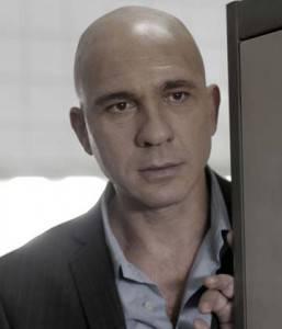 L'attore Dario Grandinetti