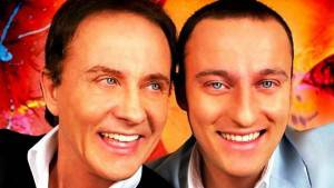 the voice roby e francesco facchinetti