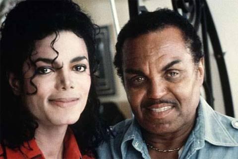 Michael Jackson e il padre Joseph