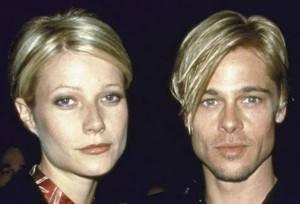Brad Pitt;Gwyneth Paltrow