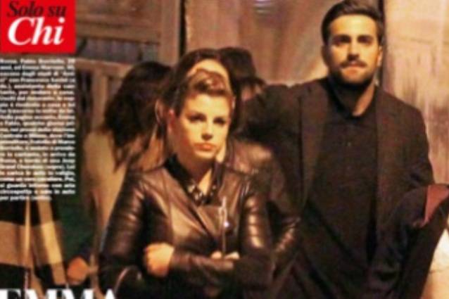 emma marrone e fabio borriello