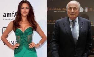 Irina-Shayk-aveva-tradito-Cristiano-Ronaldo-con-Joseph-Blatter