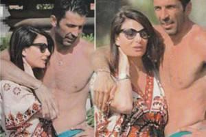 Ilaria-DAmico e Gigi Buffon