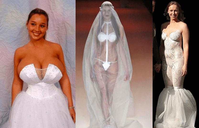 Vestiti da sposa piu belli di sempre