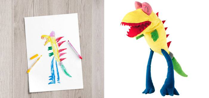 darlin_kids-drawings-turned-into-plushies-soft-toys-education-ikea-3