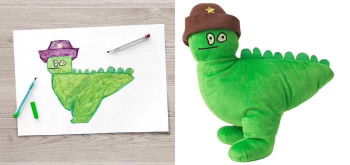 darlin_kids-drawings-turned-into-plushies-soft-toys-education-ikea-5