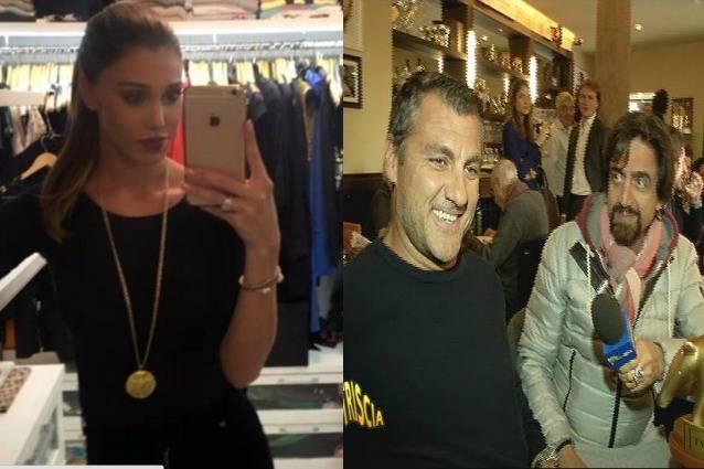 Belen Rodriguez single, Vieri torna in Italia per lei?