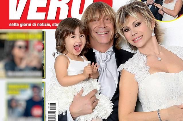 Matrimonio In Tre : Carmen russo ed enzo paolo turchi di nuovo sposi dopo