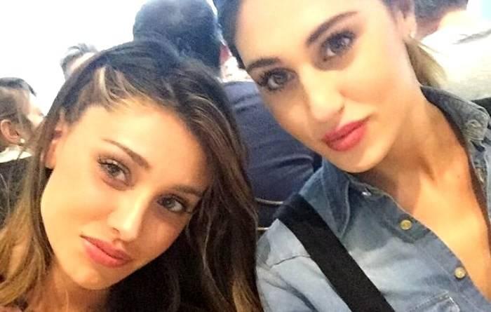 Cecilia e Belen e Rodriguez