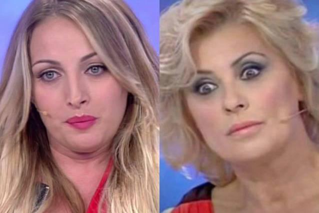 Rossella-Intellicato e Tina-Cipollari