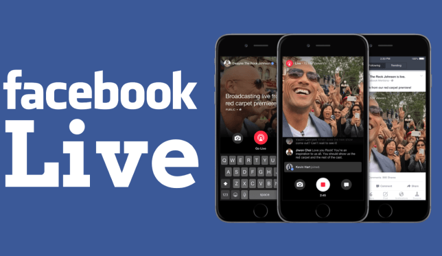 Facebook: il Live Streaming arriva su Android