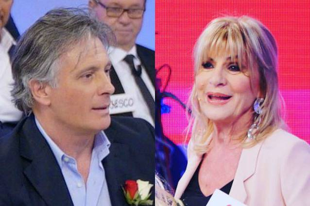 Tina Cipollari choc: