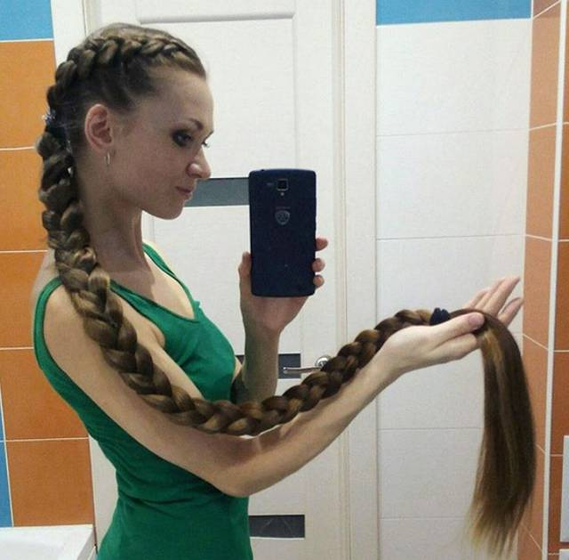 Il record di Dashik: non taglia i capelli da 13 anni e su ...