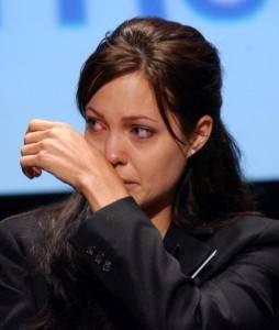 Angelina Jolie Participates in UN World Refugee Day