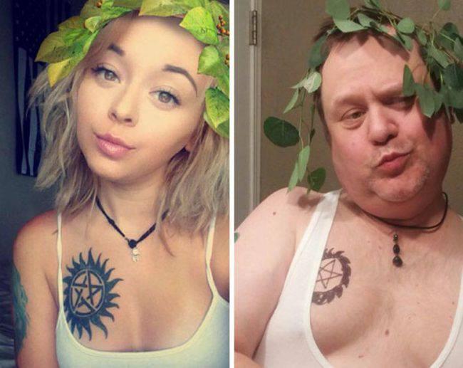 dad-recreates-daughter-selfies-cassie-martin-chris-martin-11