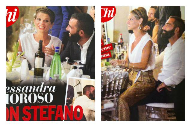 Alessandra Amoroso sposa: La cerimonia a Santa Cesarea