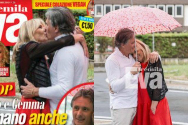 UeD news, Giorgio torna con Gemma e ci scappa il bacio!