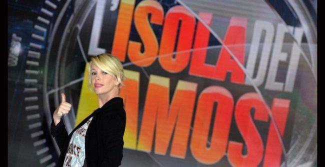 Alessia Marcuzzi contro Samantha De Grenet all'Isola dei Famosi
