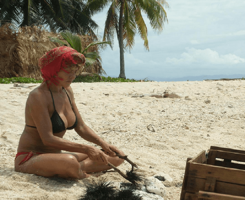isola dei famosi 2017 eva grimaldi