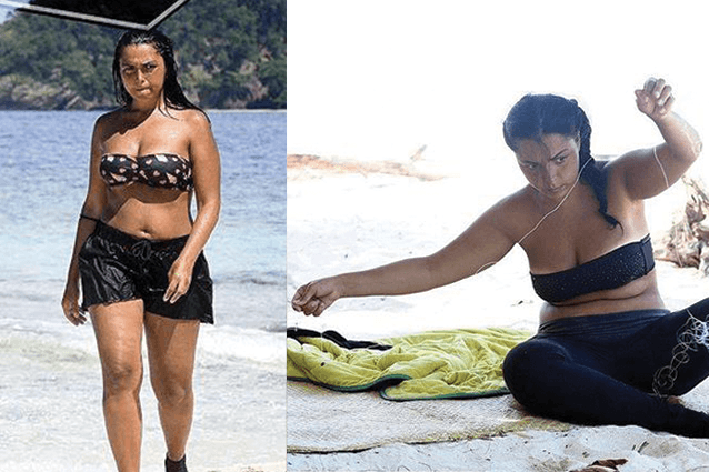 Isola dei Famosi 2017, grave malore per Samatha De Grenet