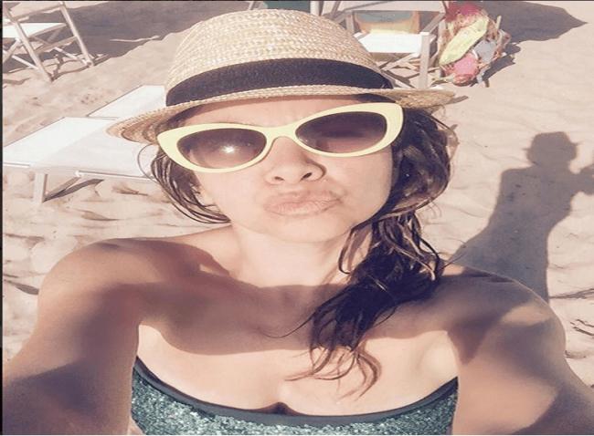 Cristina D'Avena, corpo perfetto a 53 anni FOTO Instagram