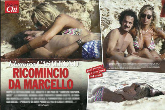 Eleonoire Casalegno si è fidanzata: ama Marcello Corso