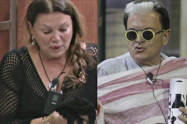 Gf Vip, Marina La Rosa: