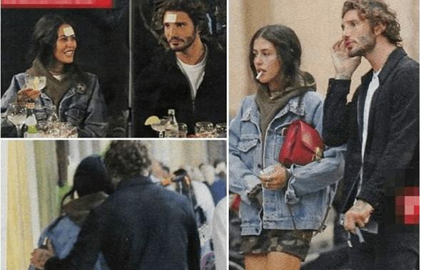 Stefano De Martino e Gilda Ambrosio, sempre insieme a Milano