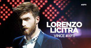 Vincitore X Factor 2017 Lorenzo Licitra