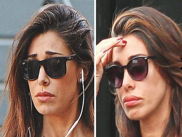 Gossip: nuovo ritocchino per Belen Rodriguez?