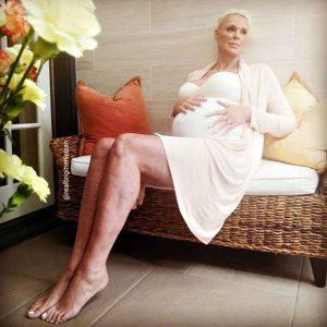 Brigitte Nielsen: ennesima gravidanza o trovata pubblicitaria?