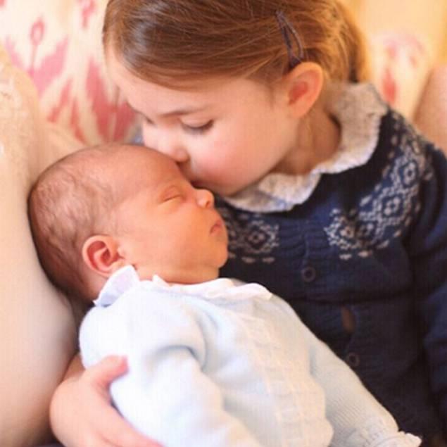 Principe Louis: diffuse le prime immagini del terzo Royal Baby
