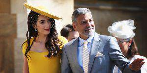 clooney royal wedding